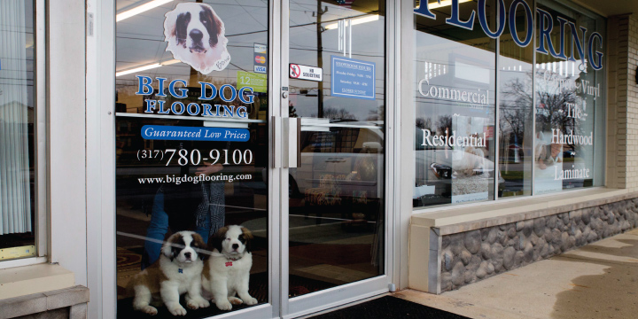 Welcome To Dog Flooring In Indianapolis